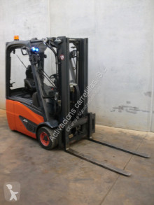 Linde E 14 386 used electric forklift