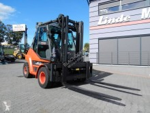 Linde H60D H60D Side shift used diesel forklift