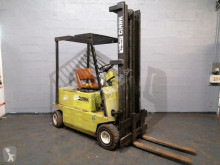 Clark EM15 used electric forklift