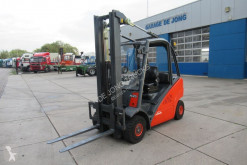 Carretilla elevadora carretilla diesel Linde H25D / Triple Mast / Side-Shift