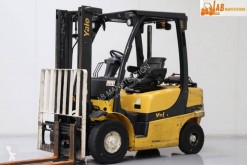 Yale GLP25VX used gas forklift