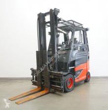 Linde E 40/600 H/388 Getränke used electric forklift
