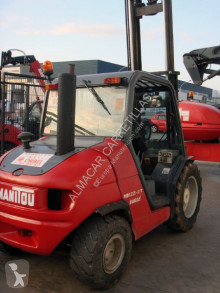 Heftruck Manitou tweedehands