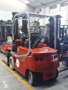 BT used electric forklift