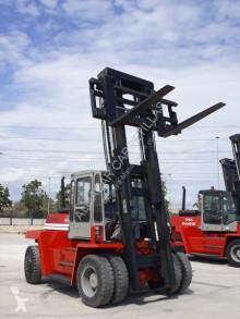 Kalmar empilhador diesel usado