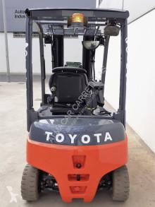 Toyota carretilla eléctrica usada