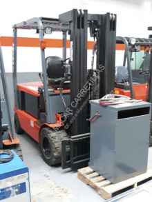 Daewoo used electric forklift