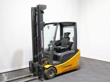 Jungheinrich EFG 216 GE120-600DZ chariot électrique occasion