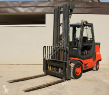 Linde e35p used electric forklift