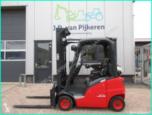 Carretilla de gas Linde H16T 1.6t LPG 3.85m+ freelift + vorkversteller!
