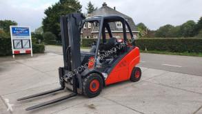 Chariot à gaz Linde H30T 3 ton LPG triplomast