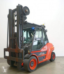 Linde H 80 D/900/396-02 használt dízelmeghajtású targonca