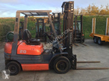 Toyota 426FGF20 used gas forklift