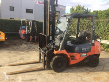 Toyota 427FGF25LP used gas forklift