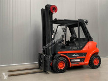 Linde H 70 D | Triplex 640 cm motostivuitor second-hand