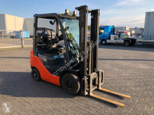 Toyota Heftruck, 1,8 ton LPG used gas forklift