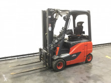 Linde E 18 PH-02 used electric forklift