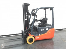 Toyota electric forklift 8FBE20T