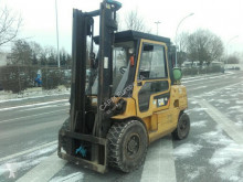 Caterpillar GP40K tweedehands gas heftruck