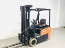 Doosan B15T-7 used electric forklift