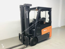 Doosan B18T-7 *Fingertipp used electric forklift
