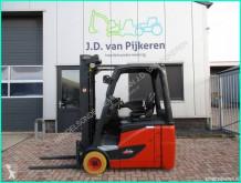 Chariot électrique Linde E16-02 EVO triplex 5.2m + sideshift 7922 uur 2014!