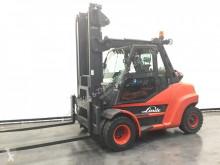 Wózek podnośnikowy Linde H 80 T-02/900 używany