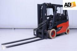 Linde E50HL01 chariot électrique occasion