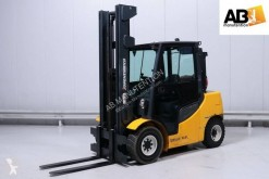 Jungheinrich TFG545s used gas forklift