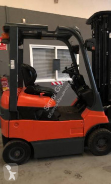 Toyota electric forklift Traigo 24 15H