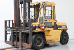 Heftruck Daewoo D60S-2 tweedehands