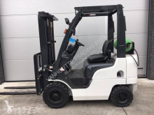 Nissan gas forklift P1F1A15D