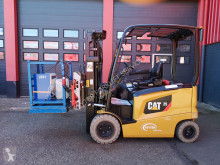 Caterpillar ep25cn Forklift used