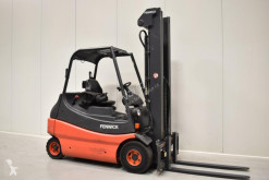 Linde E 25-02 E 25-02 used electric forklift