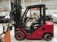 Hangcha CPCD 25 XW32 F 2500kg Forklift used diesel forklift