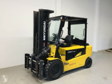 Hyundai 45B-7 used electric forklift