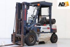 Komatsu FG20T gasdriven truck begagnad