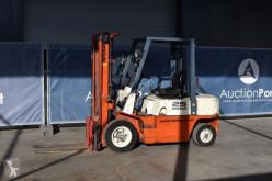 Vysokozdvižný vozík dieselový vysokozdvižný vozík Nissan FJ02A25U