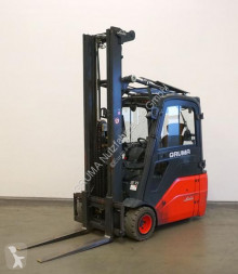 Linde E 18L 386 used electric forklift