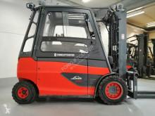 Emelőtargonca Linde E50HL-01 4 Whl Counterbalanced Forklift <10t használt