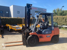 Toyota 027FGF30LP used gas forklift