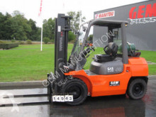 Toyota 027FG35LP used gas forklift