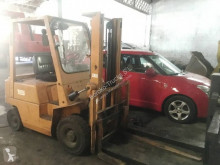 Carrello elevatore diesel Nissan 1.5