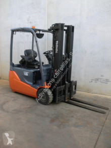 Toyota electric forklift 8FBET16 8FBET16