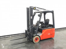 Linde E 16-01 used electric forklift