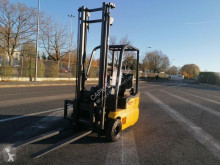 OM Pimespo XE 12-3 used electric forklift