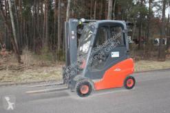 Empilhador diesel Linde H18D-01 - 4.620mm Triplex-Vollfreihub-Mast/Klima