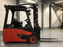 Lyfttruck Linde E16-02 EVO 3 Whl Counterbalanced Forklift <10t begagnad