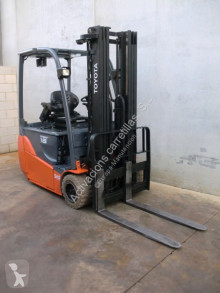 Toyota electric forklift 8FBET18 8FBET18