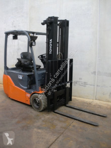 Toyota 8FBET18 8FBET18 used electric forklift